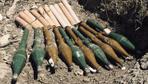 Herekol Dağı'nda PKK'nın cephaneliği bulundu