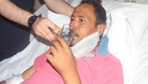 Elazığ'da yaşayan 47 yaşındaki adam 14 yıl sonra ilk defa su içti