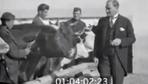 Atatürk'ün 89 yıl önceki videosu gündeme oturdu