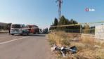 Edirne'de feci kaza : 4 ölü, 2 yaralı