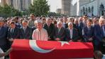Eski Devlet Bakanı Süleyman Arif Emre son yolculuğuna uğurlandı