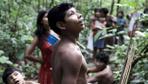 Yer Brezilya Amazonu! İşte dünyayla hiçbir temas kurmadan yaşayan kabile