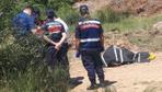 Çanakkale'de bir çiftçi dere kenarında öldürülmüş olarak bulundu!