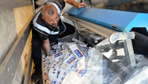 Ankara'da kaçak sigara operasyonu! Dondurma dolabında 20 bin paket ele geçirildi