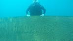 Van Gölü'nün altında keşfedildi! 100 yıllık ama ilk günkü gibi sapasağlam duruyor