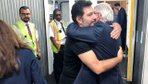 Hakan Atilla THY uçağıyla İstanbul'a gönderildi!