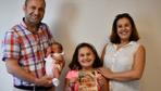 Türkiye'de 3 binde bir görülüyor! Doğum sonrası bebeğin iki dişi olduğu öğrenildi