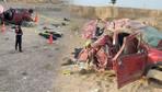 Aksaray'da bayram günü facia Çok sayıda ölü ve yaralı var