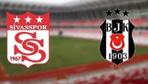 Sivasspor Beşiktaş maçı özet ve golleri