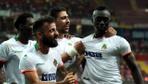 Alanyaspor deplasmanda Kayserispor'u yendi