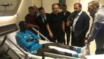Sivasspor Beşiktaş maçında sakatlanmıştı! İşte Samassa'nın son durumu
