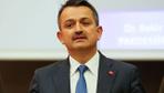 Bakan Pakdemirli'den İstanbul açıklaması