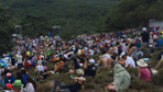 Fazıl Say Kaz Dağları'nda konser verdi