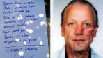 Alanya'da banyoda ölü bulunan yerleşik Alman'ın evinden iki not çıktı