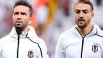 Beşiktaş'ta Gökhan Gönül, Caner Erkin ve Medel kızağa çekiliyor