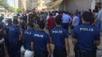HDP'li vekiller de yer alıyor Diyarbakır'da kayyum protestosuna polis müdahalesi