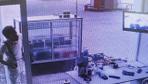 Bursa'daki hırsız önce film izledi sonra tezgahtaki bağış kutusunu çaldı