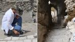 Kemah'ta Evliya Çelebi'nin bahsettiği yapı bulundu tarihi eserler şaşırttı