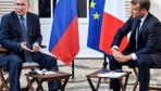 Putin'den Macron'a efsane kapak! En son ayarı Erdoğan'dan almıştı