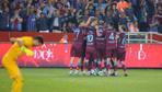 Sparta Pag kalecisine yabancı madde fırlatan Trabzonlu yakalandı