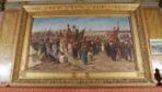 Osmanlı İmparatorluğu'nun en önemli geleneklerinden! Sürre Alayı tablosu Dolmabahçe'de