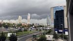 İstanbul kara bulutlara teslim! Sel baskınlarına dikkat!