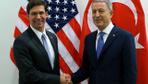 Akar-Esper görüşmesine ilişkin Pentagon'dan açıklama: Plan uygulanacak