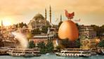 Hiç böyle kareler görmediniz! İstanbul'un en fantastik anları