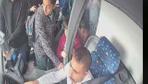 Rahatsızlanan kadın yolcuyu, yolcu dolu otobüsle hastaneye taşıdı