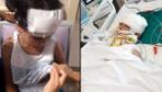 Antalya'da uçurumdan yuvarlanan bisikletteki 3 çocuk yaralandı