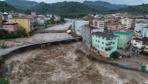 Samsun'da sel felaketi! 1 kişi öldü kayıp vatandaşlar var