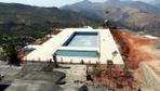 Çukurca'daki üs bölgesi sosyal yaşam alanlarına dönüşüyor havuz ve manzarası şahane!
