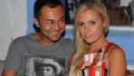 Serdar Ortaç'tan boşanan Chloe Loughnan'ın bikinili mutluluk pozu