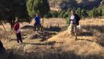 Karabük Safranbolu'da kaymakam kazı yapan definecileri suçüstü yakaladı