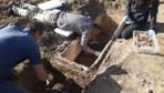 Çorum'da işçiler buldu 2 bin yıllık lahitin kapağı açıldı içinden çıkanlar şaşırttı