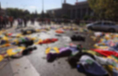Ankara patlamasında 18 akrabasını kaybetti!