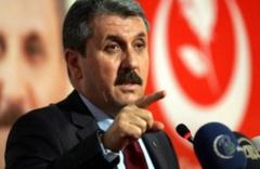 BBP lideri Destici'den 1 Kasım seçimi açıklaması