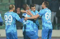 Bursaspor-Eskişehirspor maçının sonucu ve özeti