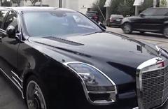 Gelmiş geçmiş tüm Mercedes modelleri bir arada!