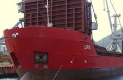 Rusya, Türk yük gemisini tutukladı!