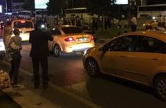 Havalimanı saldırısında taksiciler iddiası yargıda!