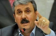 BBP lideri Destici'den HDP'ye Cerablus tepkisi