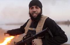 DAEŞ videosunda Türkçe konuşan terörist bakın kimmiş!