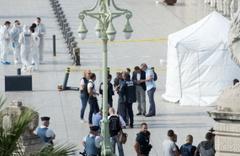 Fransa'da bıçaklı saldırgan dehşeti