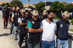 Saldırı planlayan 4 PKK'lı yakalandı