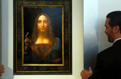 Da Vinci'nin 'Erkek Mona Lisa'sı rekor fiyatla satışa çıkıyor