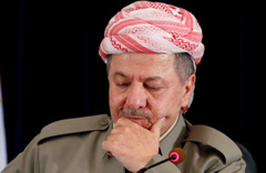 Reuters duyurdu! Barzani'nin can damarı kesiliyor