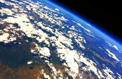 Dünya'ya 30 kilometre yükseklikten bakış