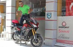 Kazada bacağı kopan motosiklet sürücüsü hayatını kaybetti!