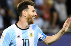 IŞİD'den Dünya Kupası'na Messi'li bombalı tehdit